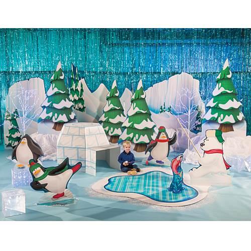 Santa's Arctic Playground @ Iraan Civic Center | Iraan | Texas | United States